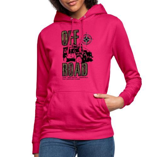 Team Off-Road - Frauen Hoodie