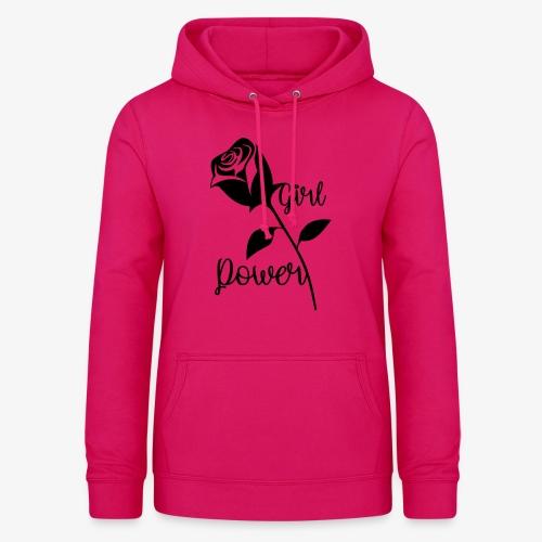 GirlPower - Frauen Hoodie