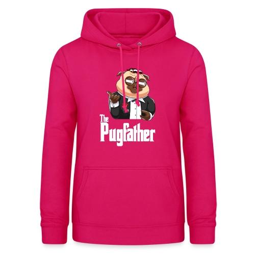 Pugfather - Frauen Hoodie