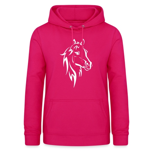 Vorschau: Horse - Frauen Hoodie