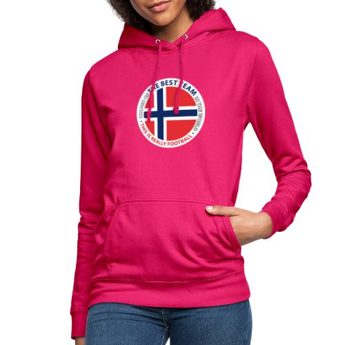 Norway Best Football Team - Women's Hoodie