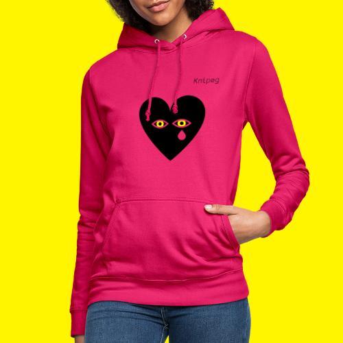 Can't u feel the pain - Vrouwen hoodie