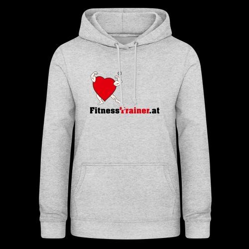 FitnessTrainer.at - Frauen Hoodie