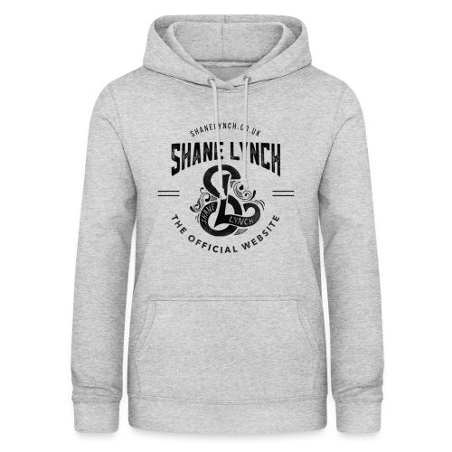 Black - Shane Lynch Logo - Women's Hoodie