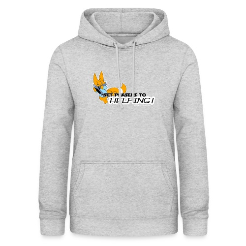 Set Phasers to Helping - Women's Hoodie
