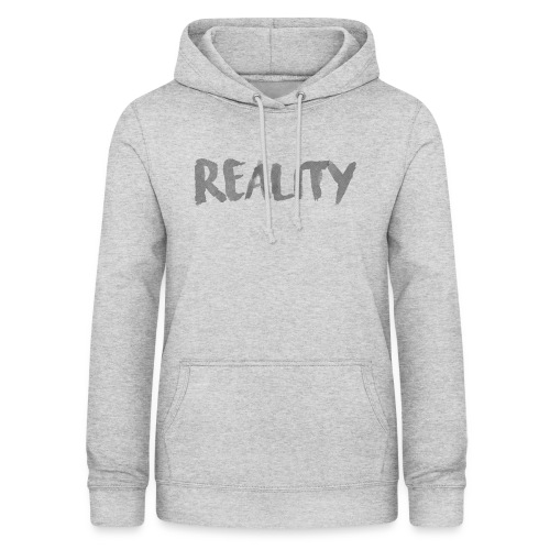 White_REALITY - Sweat à capuche Femme