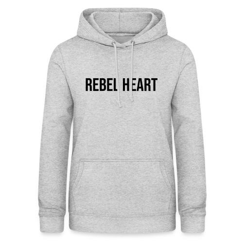 Rebel Heart - Frauen Hoodie