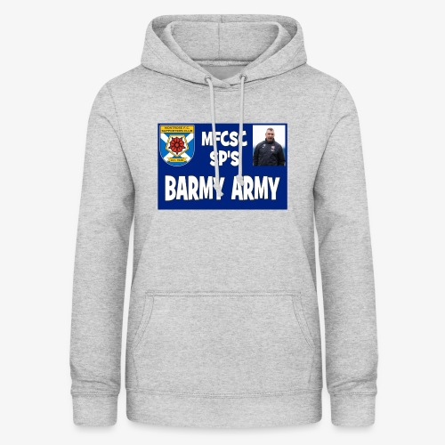 Barmy Army - Women's Hoodie