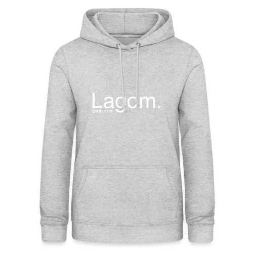 Lagom Pictures Logo Light - Women's Hoodie