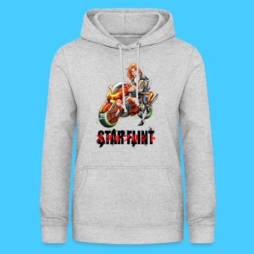 StarFlint Trixie - Sweat à capuche Femme