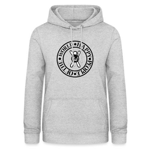 Happy People Circle - Vrouwen hoodie