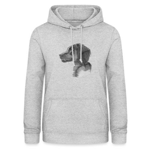 fieldTrialSpaniel - Dame hoodie