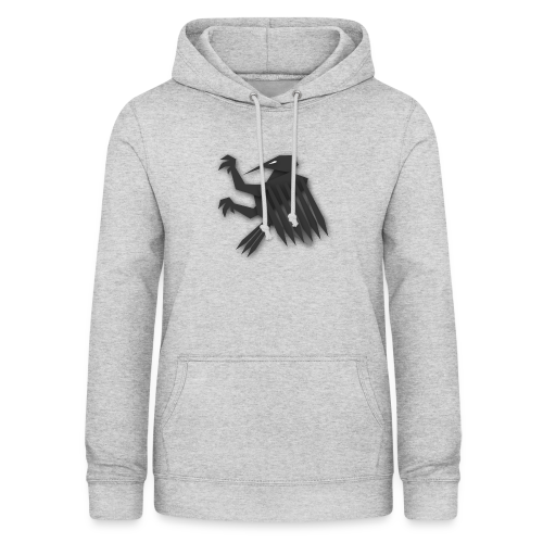 Nörthstat Group ™ Black Alaeagle - Women's Hoodie