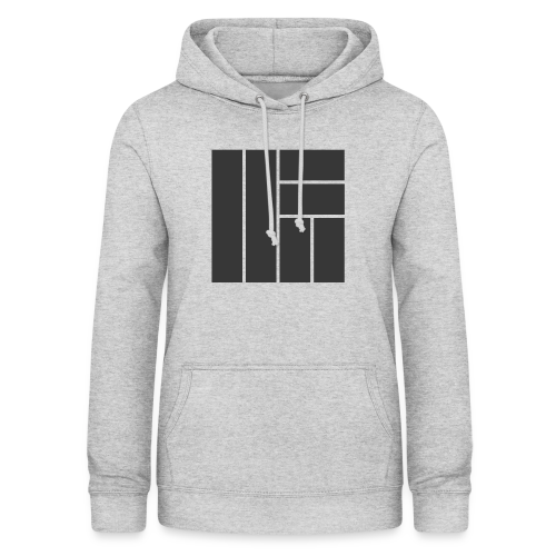 NÖRCup Black Iconic Edition - Women's Hoodie