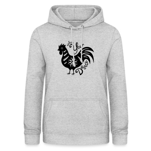 Cock Daddy - Vrouwen hoodie