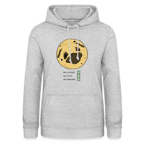 Pug Cookie - Vrouwen hoodie