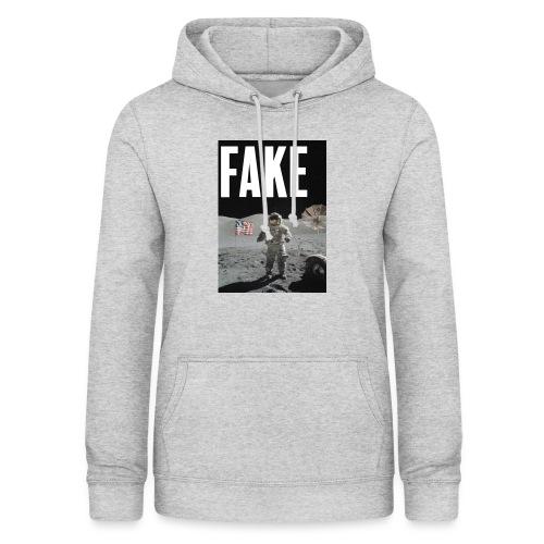 FAKE - Sweat à capuche Femme