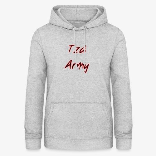 red disign pulls en t shirts - Sweat à capuche Femme