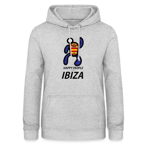 Happy People of Ibiza - Vrouwen hoodie