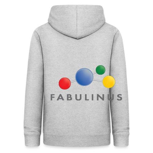 Fabulinus Grijs - Vrouwen hoodie