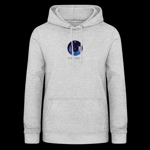 Stars4All - Sudadera con capucha para mujer