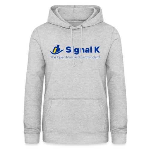 Signal K T-shirt - Women's Hoodie