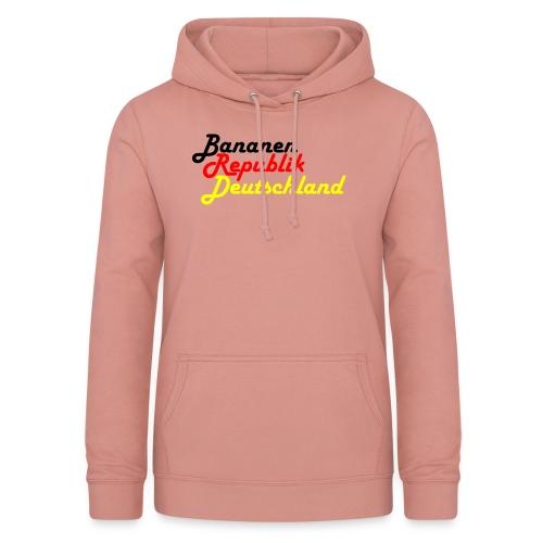 BRD #1 - Frauen Hoodie