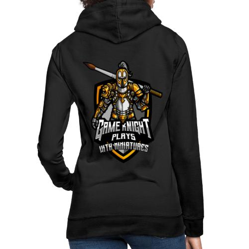 Game kNight Plays with Miniatures - Women's Hoodie