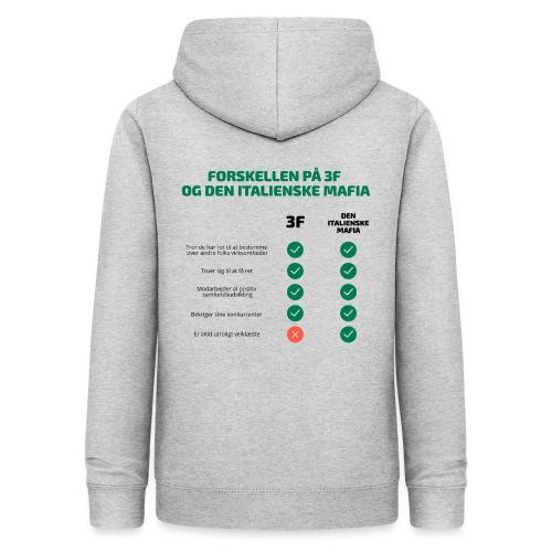 3F vs Den Italienske Mafia - Dame hoodie