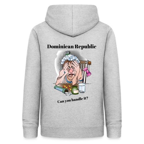 dominican republic - Luvtröja dam