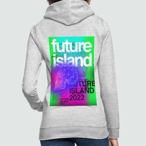 Future Island - Ghostbox II official T-Shirt - Frauen Hoodie