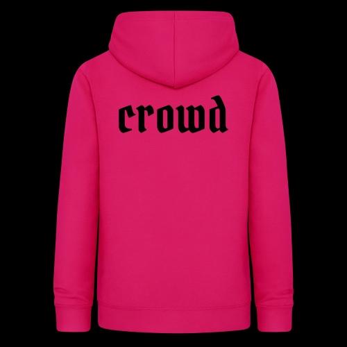 crowd - Frauen Hoodie