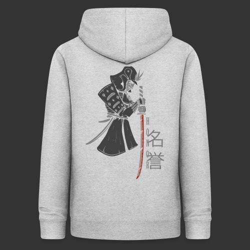 Samurai Digital Print - Women's Hoodie