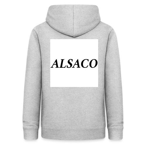 Alsaco classic - Sweat à capuche Femme