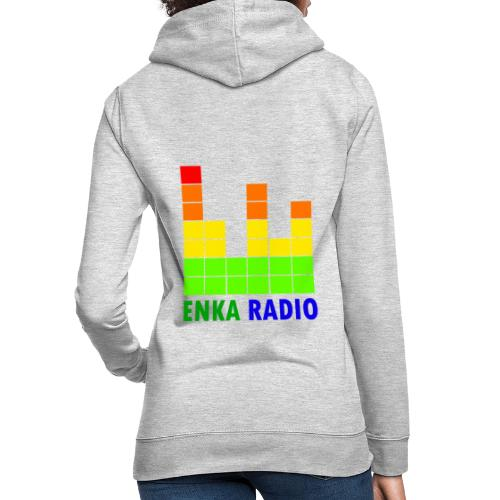 Enka radio - Sweat à capuche Femme