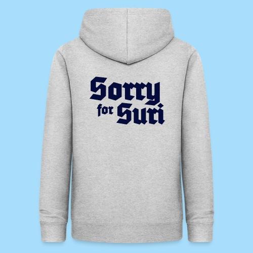 Sorry for Suri - Frauen Hoodie
