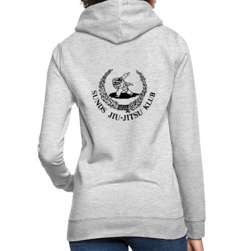 logo bagpå - Dame hoodie