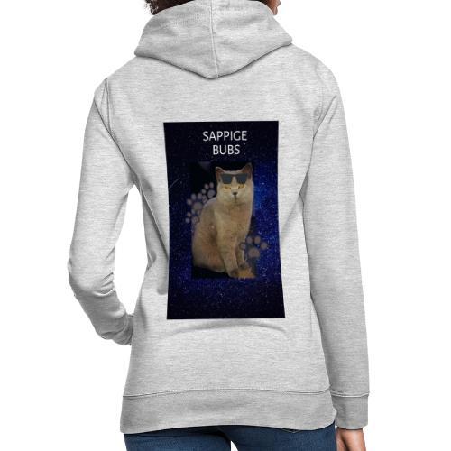 sappige bubs - Vrouwen hoodie