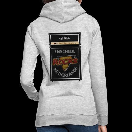 Rocks Amp Stack - Vrouwen hoodie