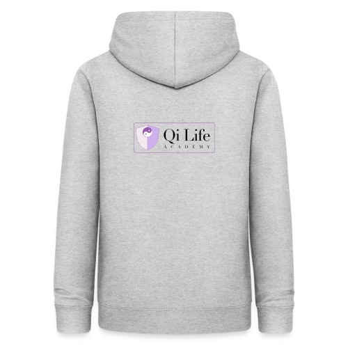 Qi Life Academy Promo Gear - Women's Hoodie