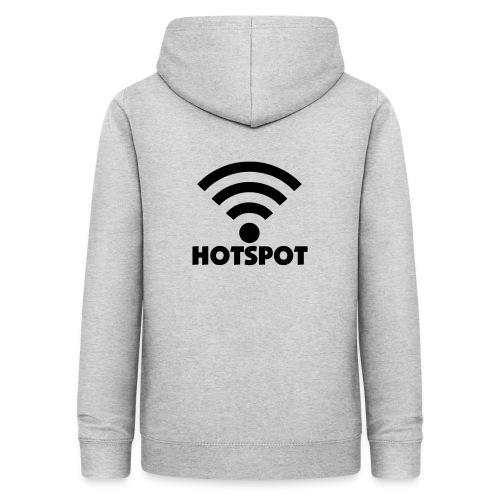 wifi hotspot - Vrouwen hoodie