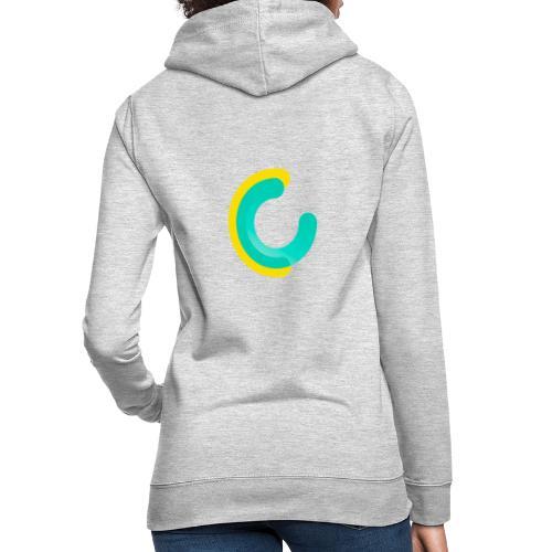 Logo CaliGoodies - Sweat à capuche Femme