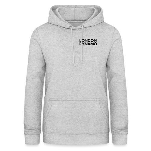 LD logo_nosash_RGB_800px - Women's Hoodie