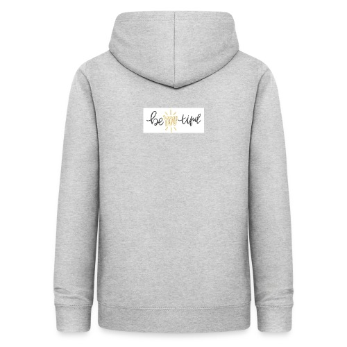 BeYOUtiful - Vrouwen hoodie