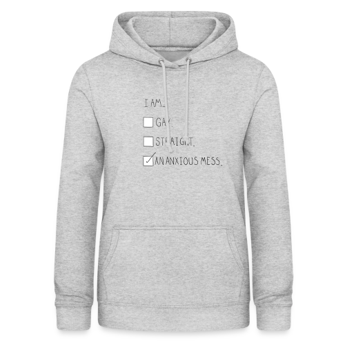 I Am... Sexuality - Women's Hoodie