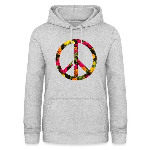 Peace - Vrouwen hoodie