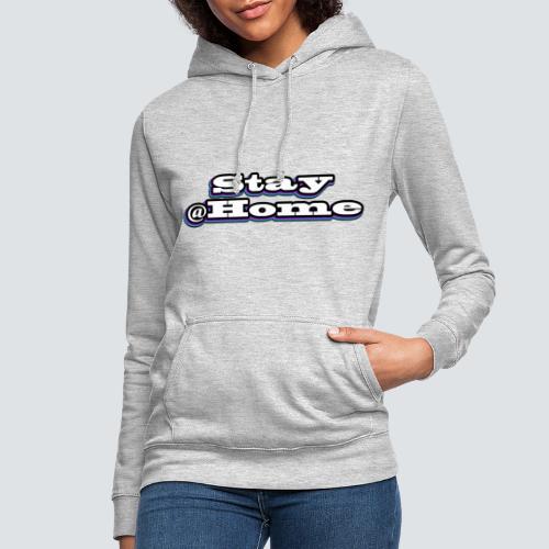Stay@Home - multicolor - Frauen Hoodie