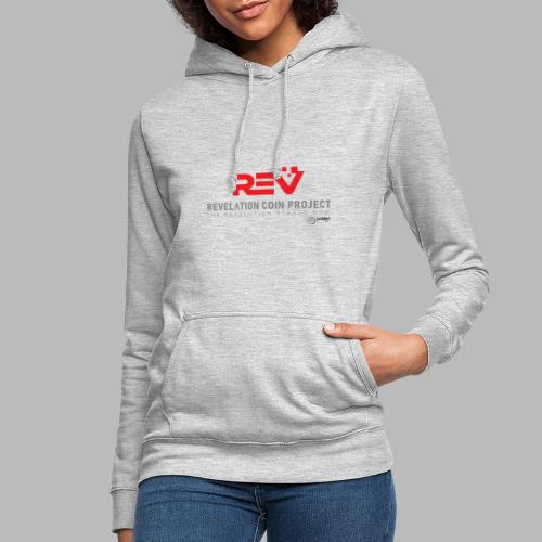 Revelation Logo BIG, single side - Women's Hoodie