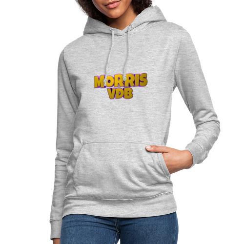 MORRISVDB - Vrouwen hoodie