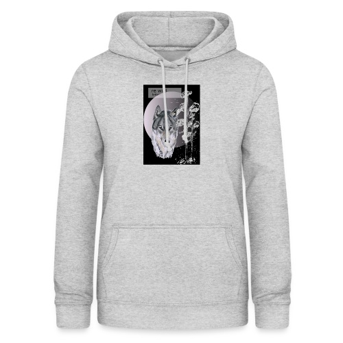 Re wild britain tee shirt - Women's Hoodie